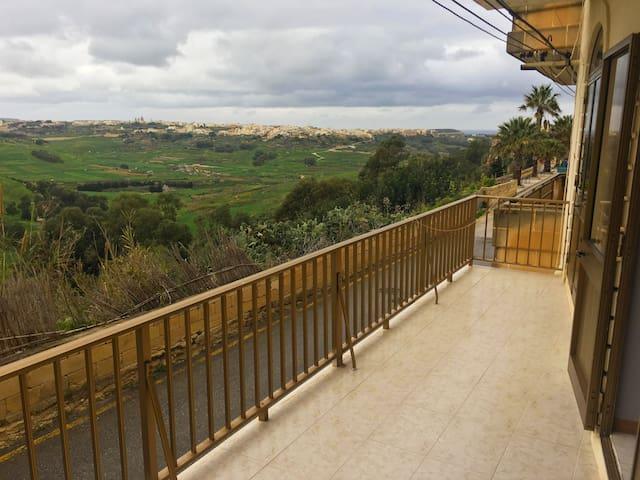 Apartment Nadur Good Location with Amazing Views