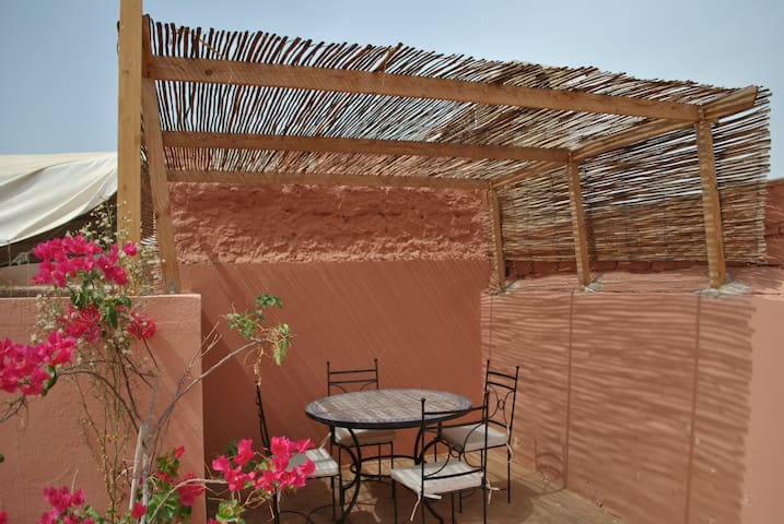 Dar Azraq - Cascades d'Ouzoud room