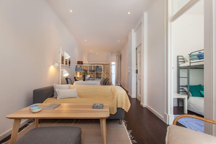 Kissing Alfama Comfy Apartment  + Pocket Wifi - Lisboa - Apartamento