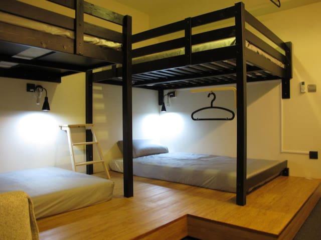 HosRental 4Beds Dorm in Kaohsiung