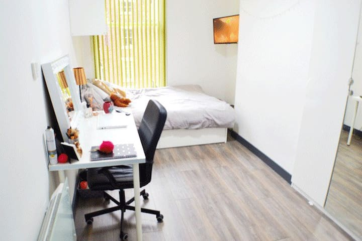 Modern En-Suite Room in the heart of Liverpool