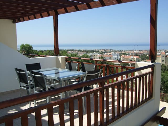 Apartment with stunning sea views - Peyia - Daire