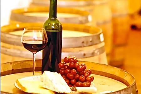 One day drink wine and eat! - Montalcino