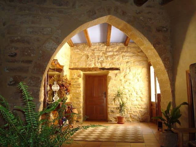 Habitación 2 casa con encanto Ubeda - Úbeda - Hus