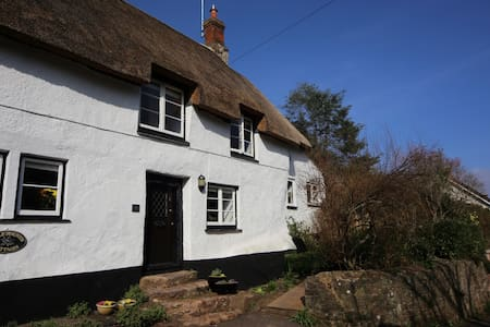 LITTLE HAVEN - Thatched Cottage - Minehead - Rumah