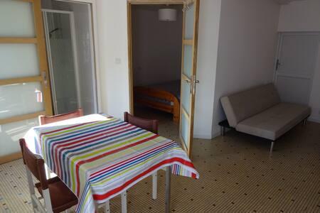 logement 2 pieces vienne 86 meublé - Lhommaizé - Rumah
