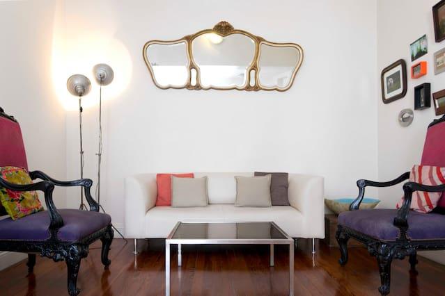 Airbnb Av Córdoba 2351 Vacation Rentals Places To