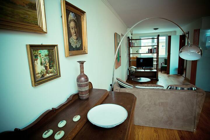 Modern Apt by the Pomeranian Castle - Szczecin - Apartment