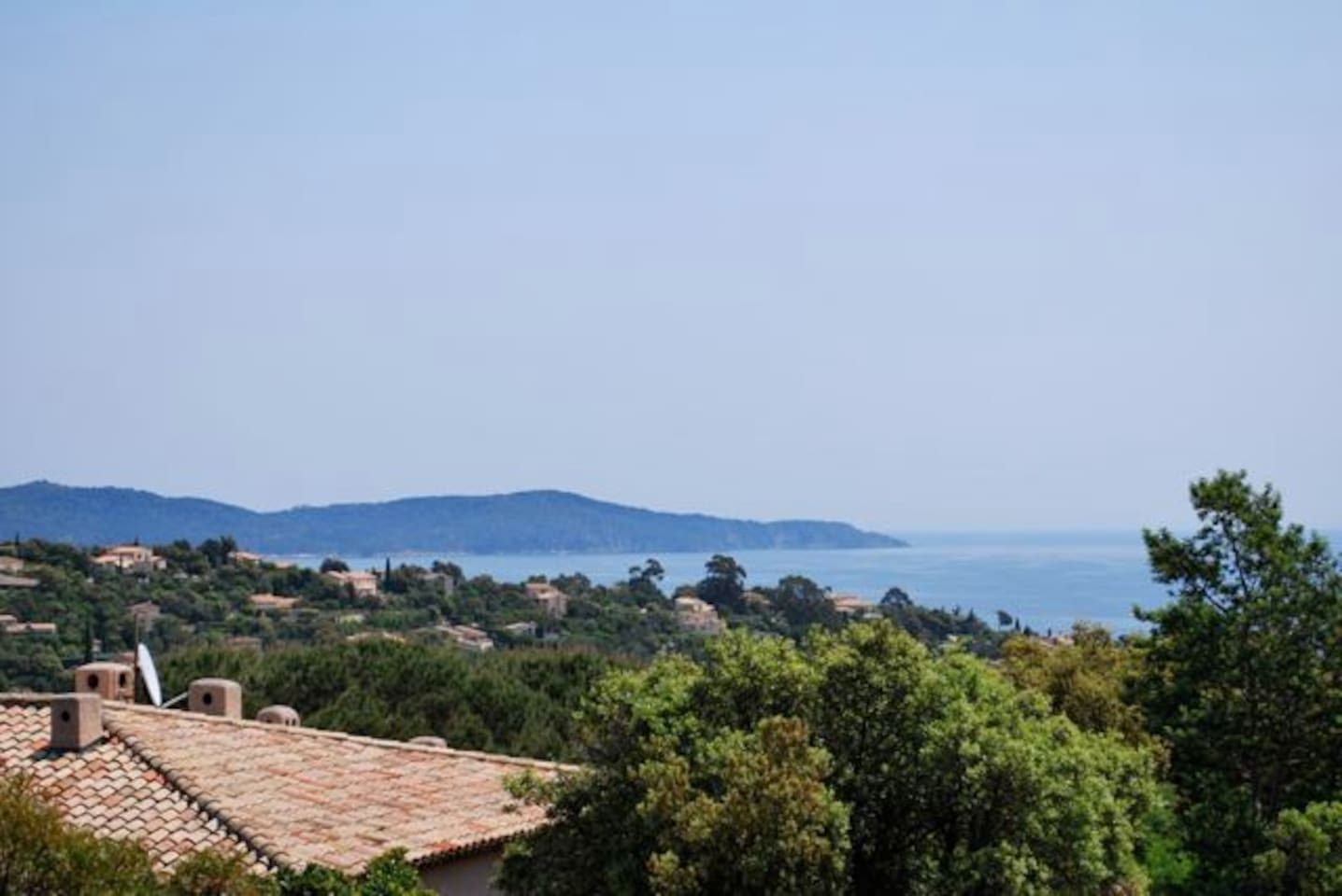 Villa Near Saint Tropez - Sea View - Villas for Rent in Cavalaire ...