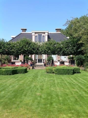 luxe Appartement Dijkzicht - Ferwert - Apartment