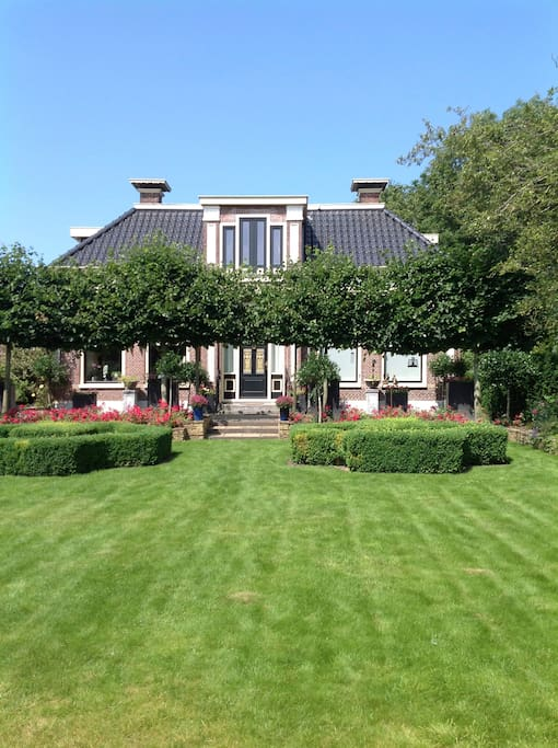 Luxe appartement dijkzicht huizen te huur in ferwert for Huizen te koop friesland