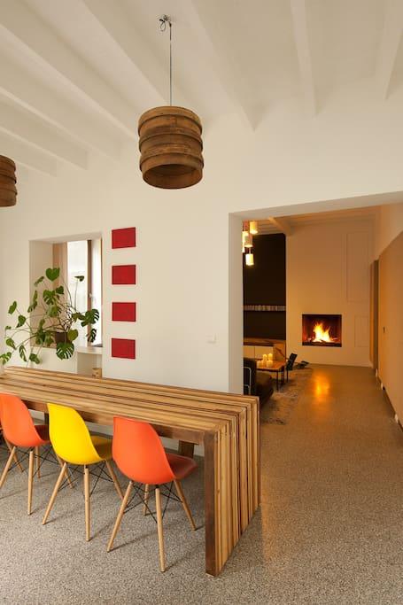 eetruimte +++ salle à manger +++ dining room