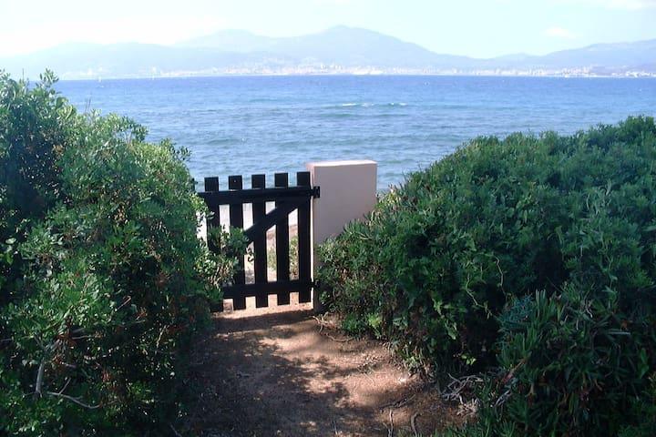 Corse nice Villa pieds dans l'eau  - Grosseto-Prugna - Villa