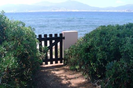 Corse nice Villa pieds dans l'eau  - Grosseto-Prugna