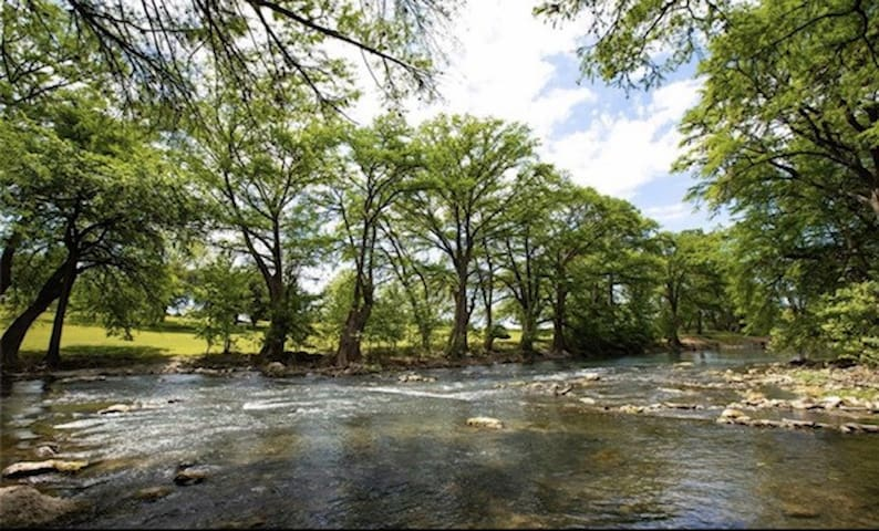 On The Rocks River Retreat