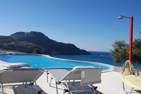 Luxury on the southside of Crete