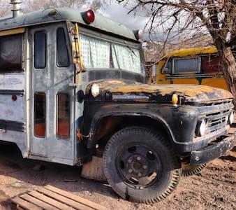 Ripple Bus at Hot Springs Resort - Monroe - Camping-car/caravane