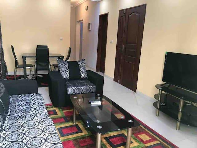 Vaste studio dans residence securisée (bonapriso)