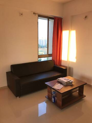 Budget Apartment for Travellers - Gandhinagar - Pis