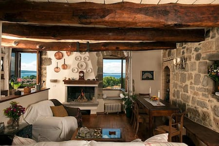 The view with a room - Bolsena - Wohnung