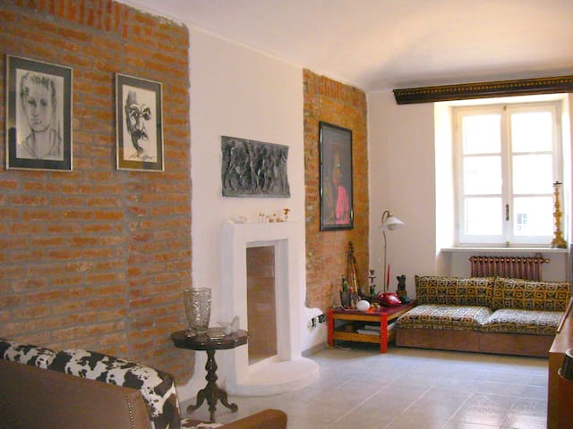 Charming flat in the city centre - Turin - Apartment