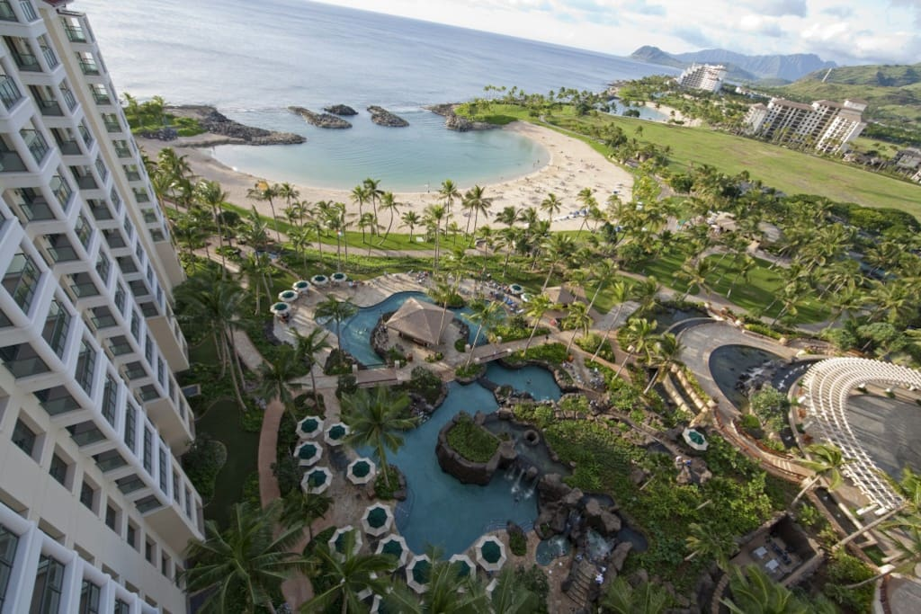 amazing villa at marriott u0026 39 s ko olina beach club