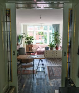 Old and sunny appartement - Rotterdam - Appartement