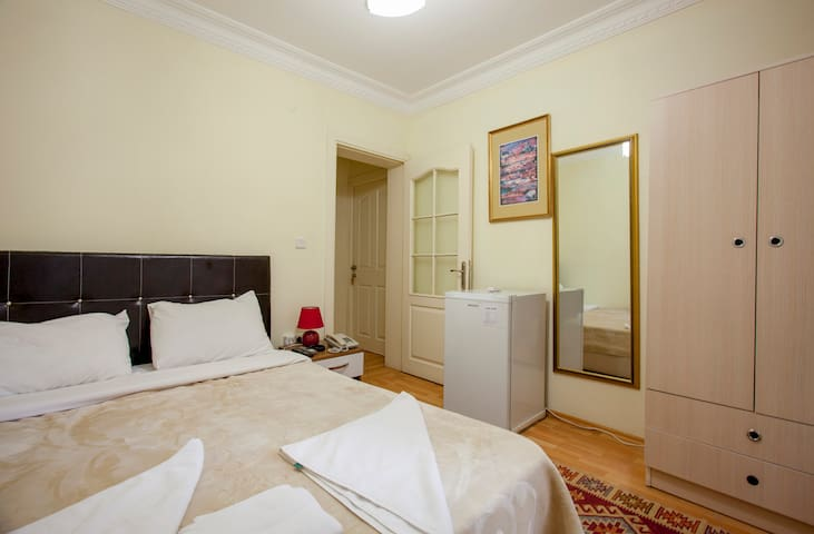 Cozy Rooms in Istanbul Central  - Istambul