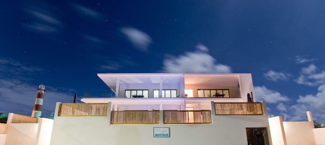 The seaside apartments, seaview, apt. 1 ground fl.
