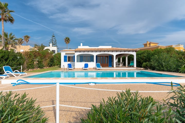 NEW! Vallgornera Nou: First Line House with pool