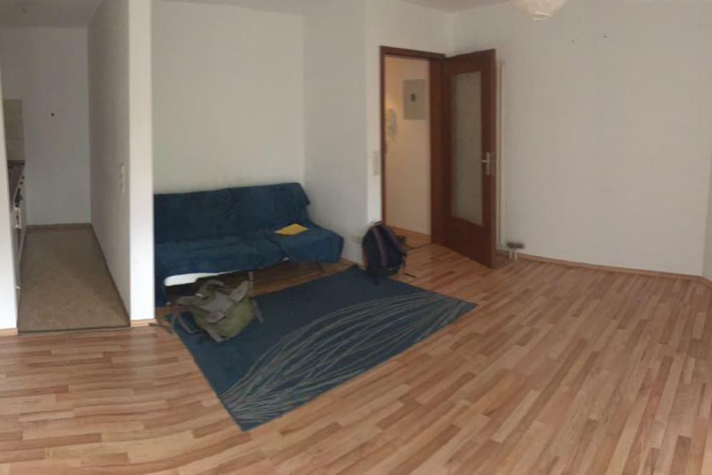 One Room Apartment
