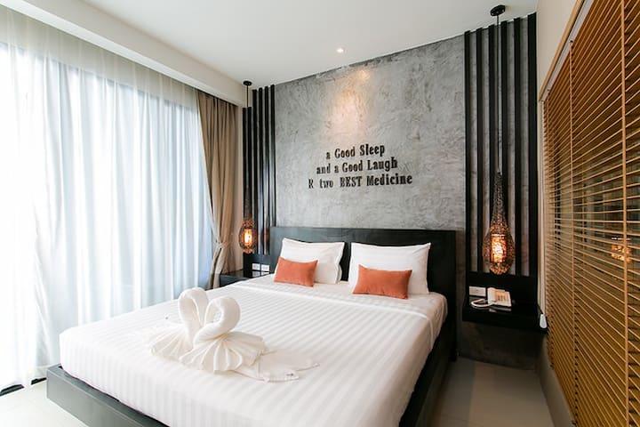 SUPERIOR ROOM - Tambon Patong - Bed & Breakfast