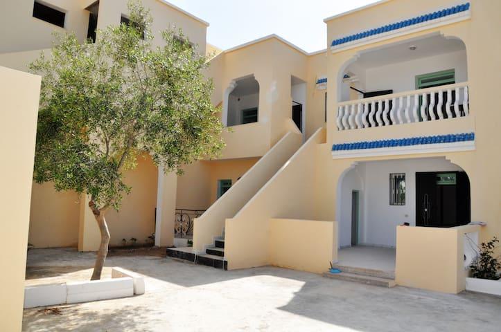 Residence Dar El Amir - Djerba Midun - อพาร์ทเมนท์