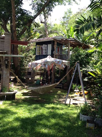 The Green Tree House - Subic Bay Freeport Zone - Baumhaus