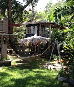 The Green Tree House - 苏比克湾特区(Subic Bay Freeport Zone) - 树屋