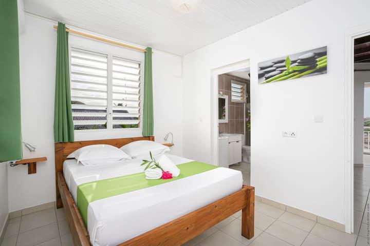 Appartement 3* à 2 minutes de la plage à Tartane