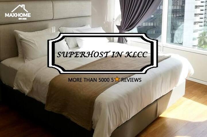 500m to Petronas Twin Tower Cozy Room 8B
