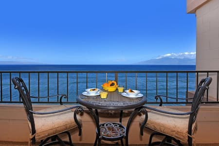 Maui Oceanfront Dream View
