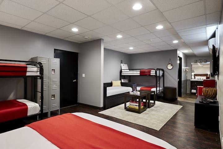 Private  Room 6 Ensuite