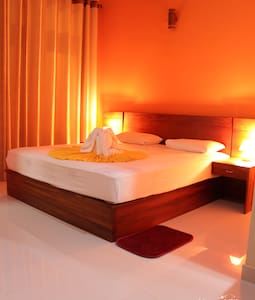Deluxe Double room with Pool view - Katunayake
