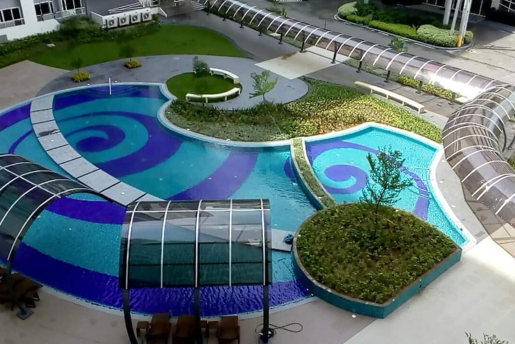 One Bedroom Apartment in Grace Residences, Taguig ...
