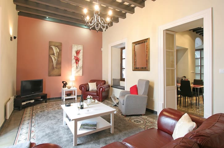 Luxurious modern apartment - Medina-Sidonia - Appartement