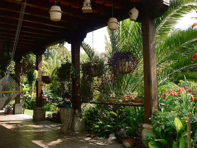 Finca Los Nietos. Stay at a Coffee Farm - San Lorenzo El Cubo - Apartemen