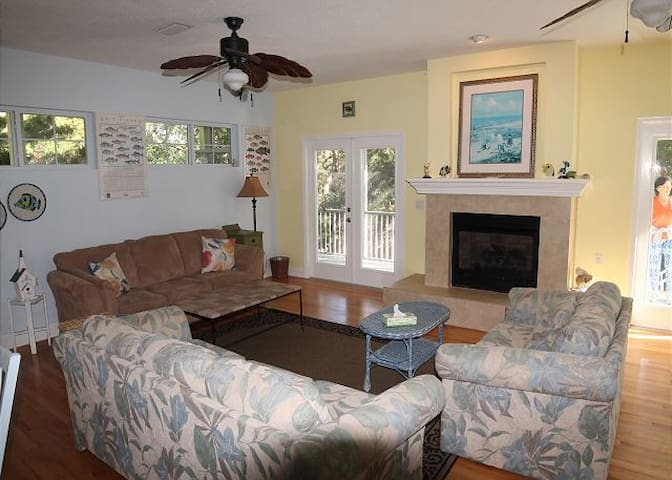 Menendez Park, 3 Bedroom, Pet Friendly, WIFI - St. Augustine - Huis