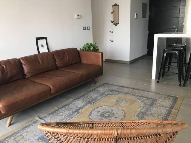Moderno departamento en Barrio Las Lilas