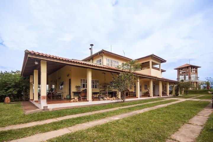 Casa Panorama +vista 360° +510m2 +4 suites deluxe