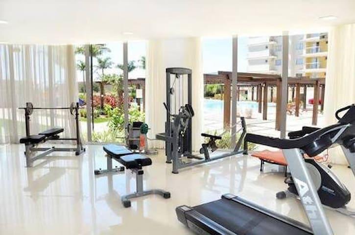 Lindo apartamento na praia 604 - Penha - Apartment