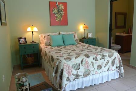 * Tropical & Tranquil Garden Setting ~ Lovely! * - Ensenada