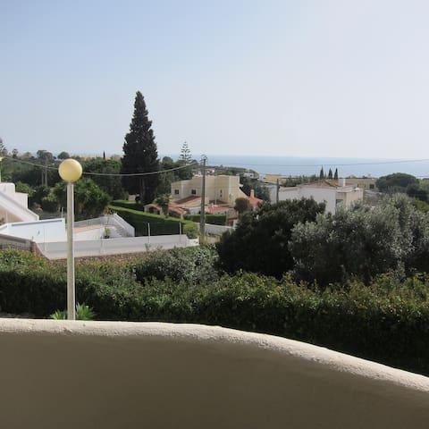 Appartement calme vue sur mer Carvoeiro - Carvoeiro - Apartament