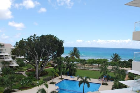 Palm Beach 509 - Ideal for Couples and Families, Beautiful Pool and Beach - Bridgetown